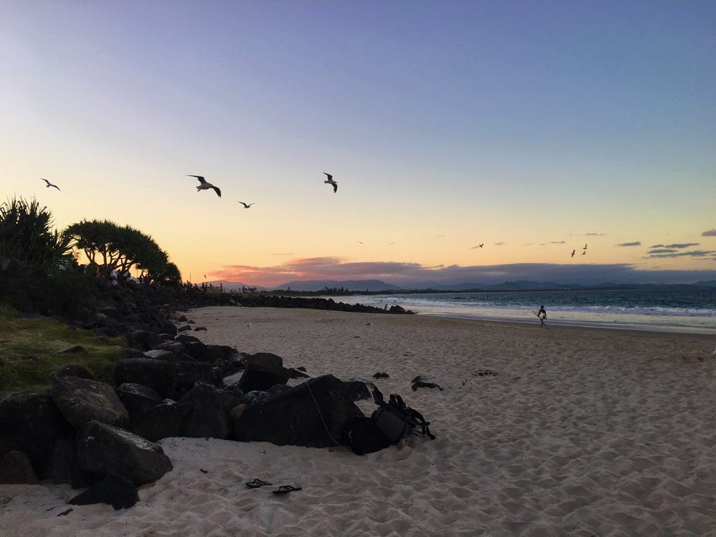 5 Years of Blogging - Byron Bay Australia