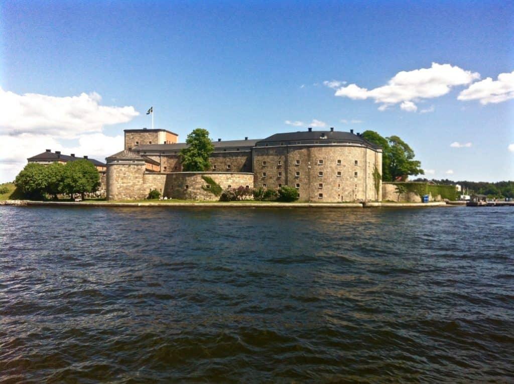 Vaxholm Archipelago Stockholm