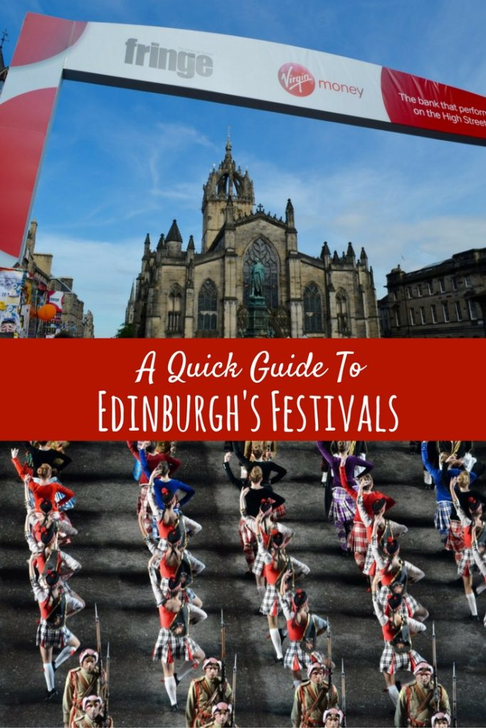 Edinburgh's Festivals Guide