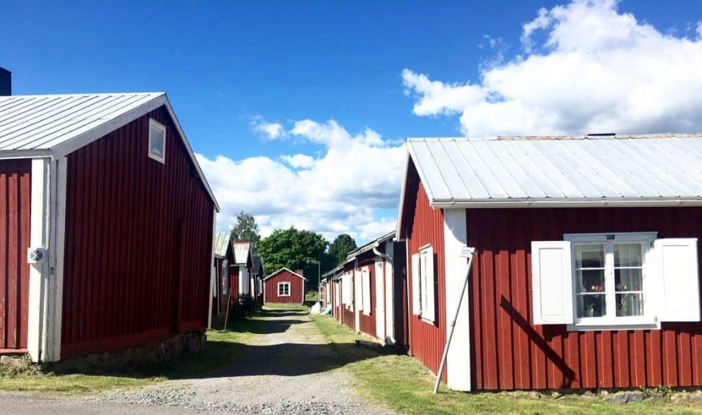 Gammelstad, Lulea Sweden