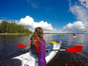Kayaking - Travel Insurance Coverage
