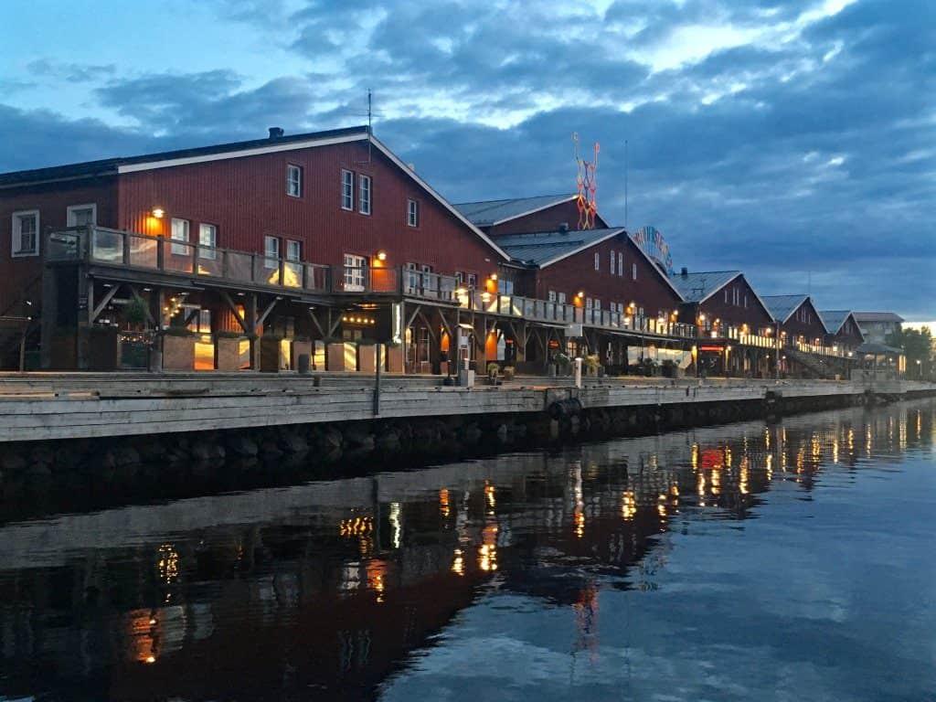 Lulea Swedish lapland Lulea Way