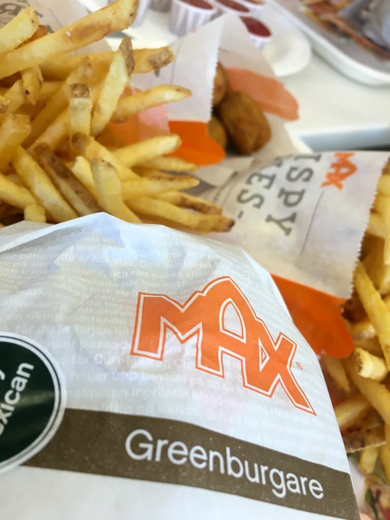 Max Burger Lulea Sweden