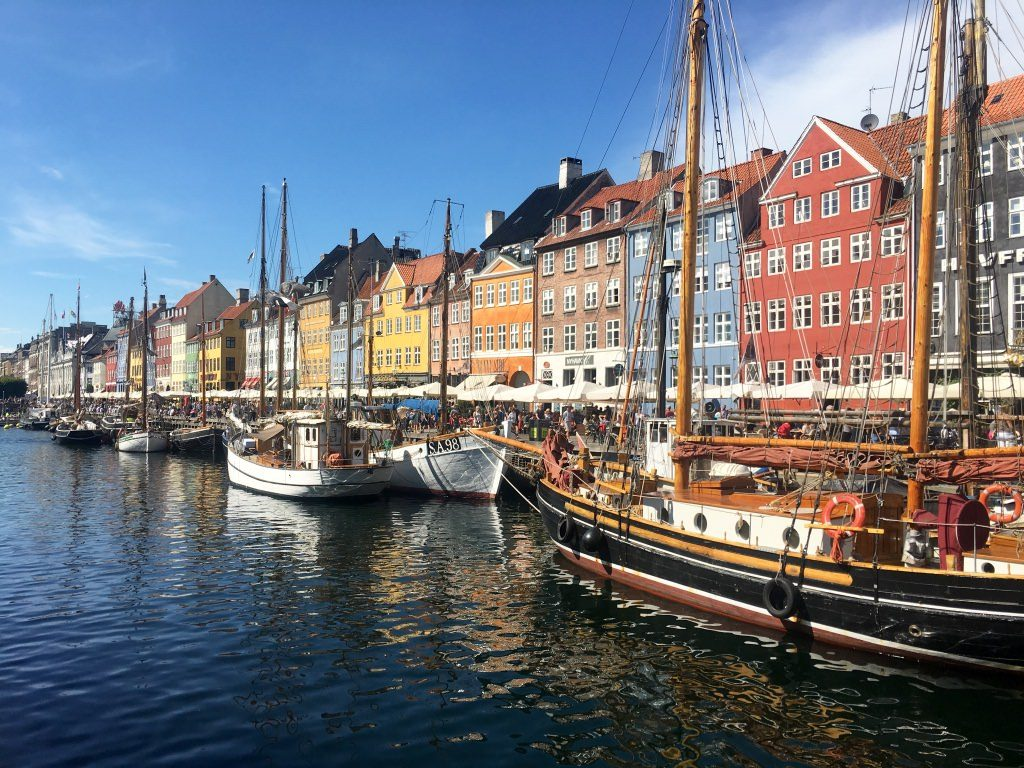 Copenhagen One Day Budget 24 Hours