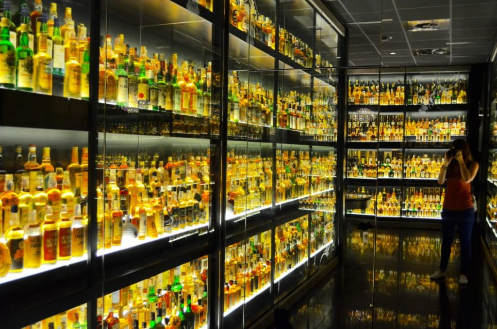 Scotch Whisky Experience Edinburgh Festivals
