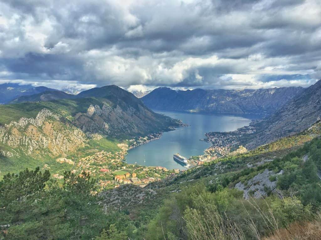 Kotor Montenegro September