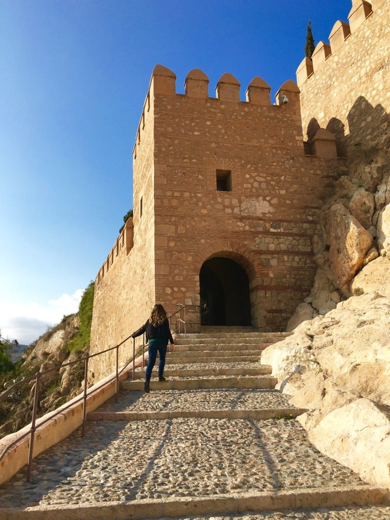 Why You Should Visit Almeria Spain Alcazaba