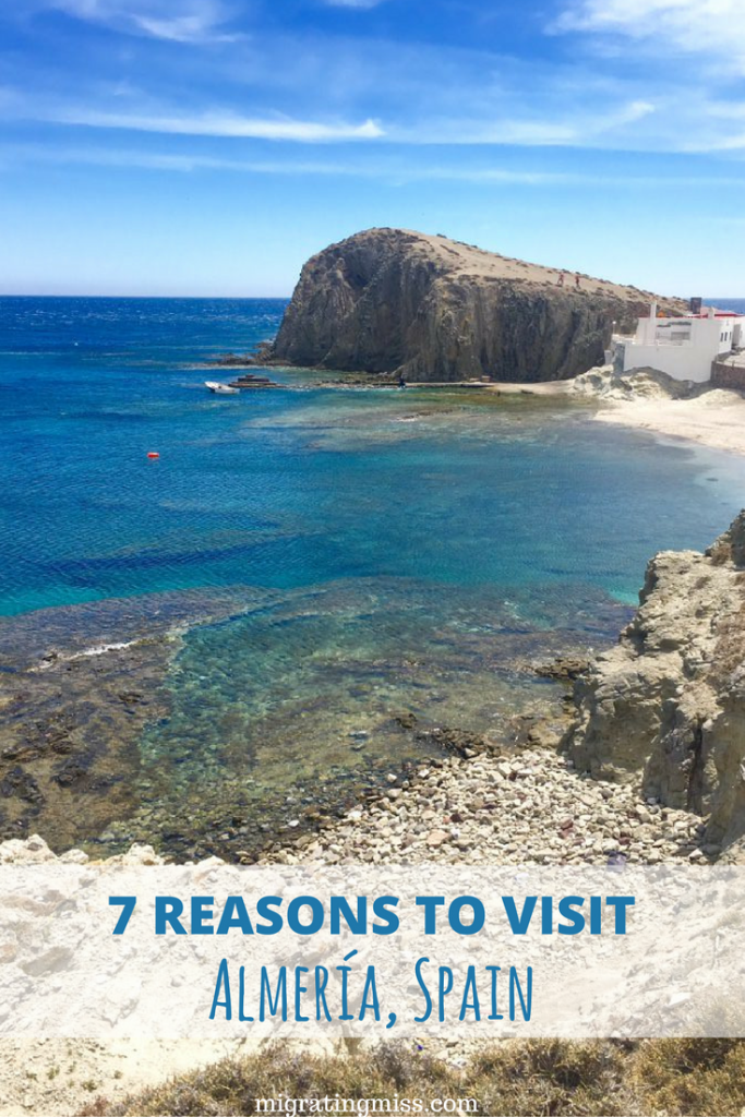 Why You Should Visit Almeria Spain