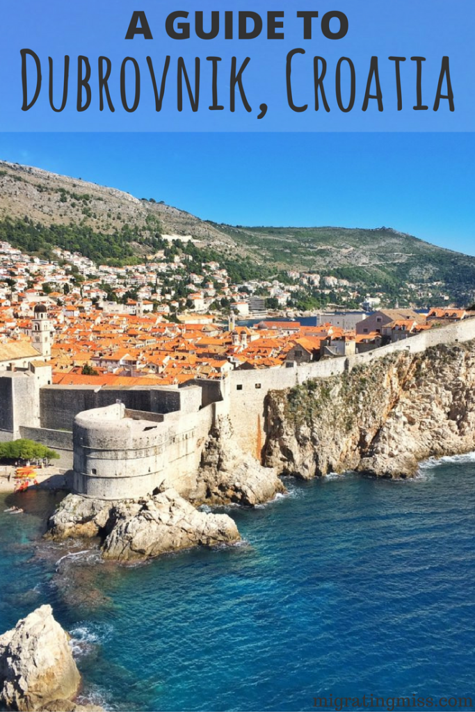 One Day in Dubrovnik Croatia, Plus Budget Tips