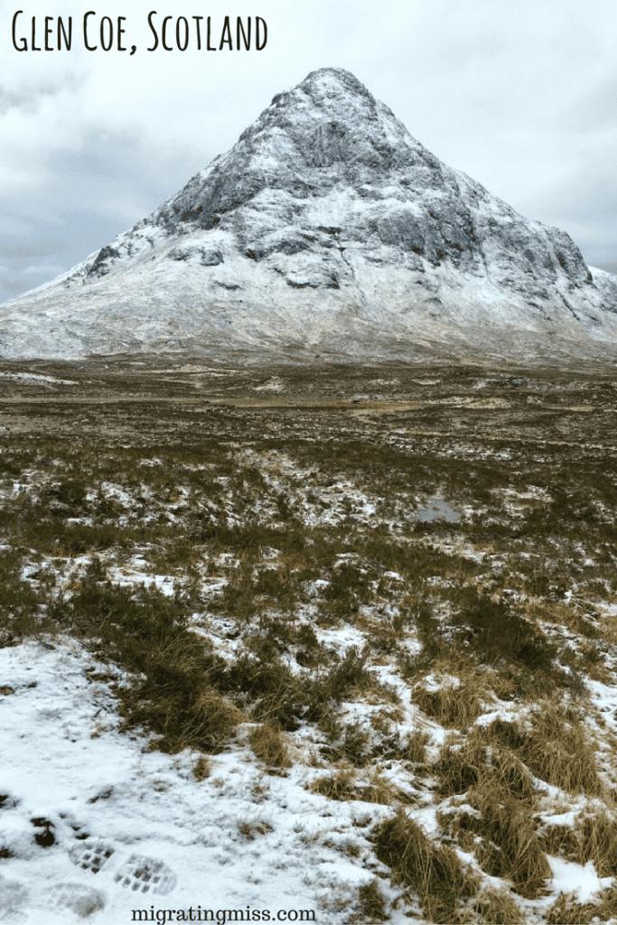 Road Trip Glen Coe Scotland