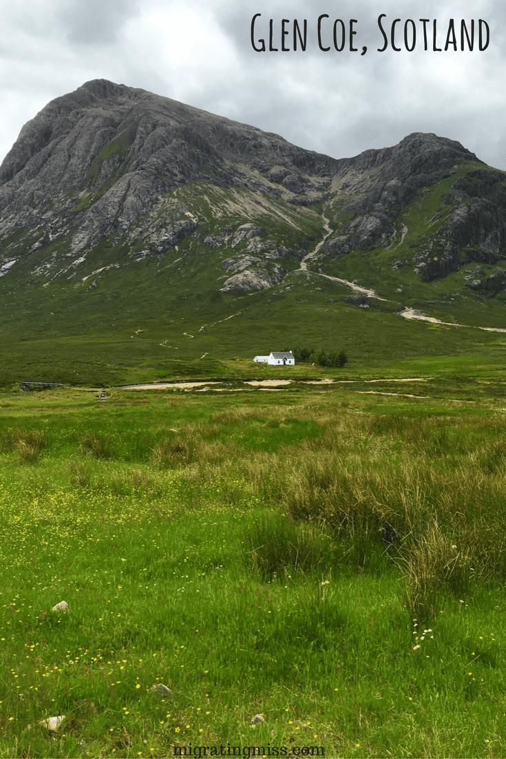 The Stories Of Glen Coe Scotland Migrating Miss