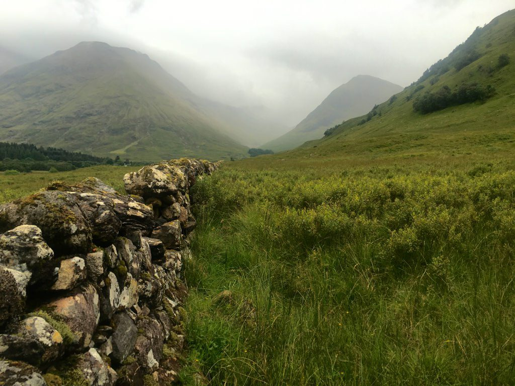 Rabbies Tour Glen Coe Scotland