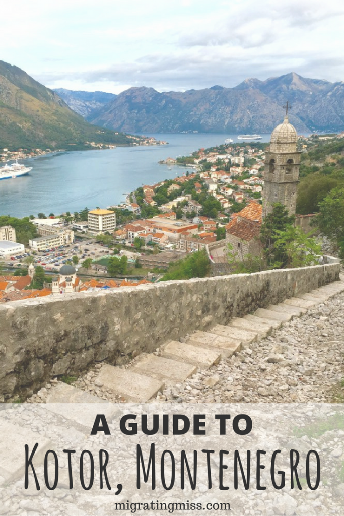Guide to Visiting Kotor Montenegro