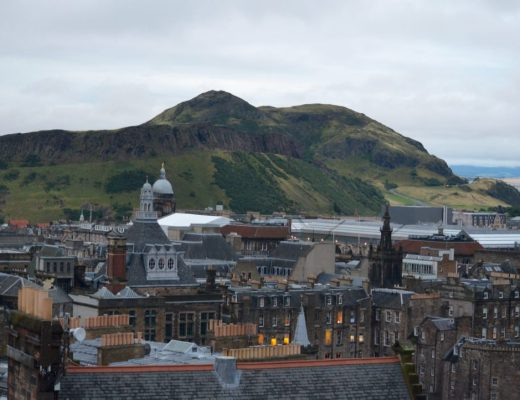 Arthur's Seat - Edinburgh Dark Tourism