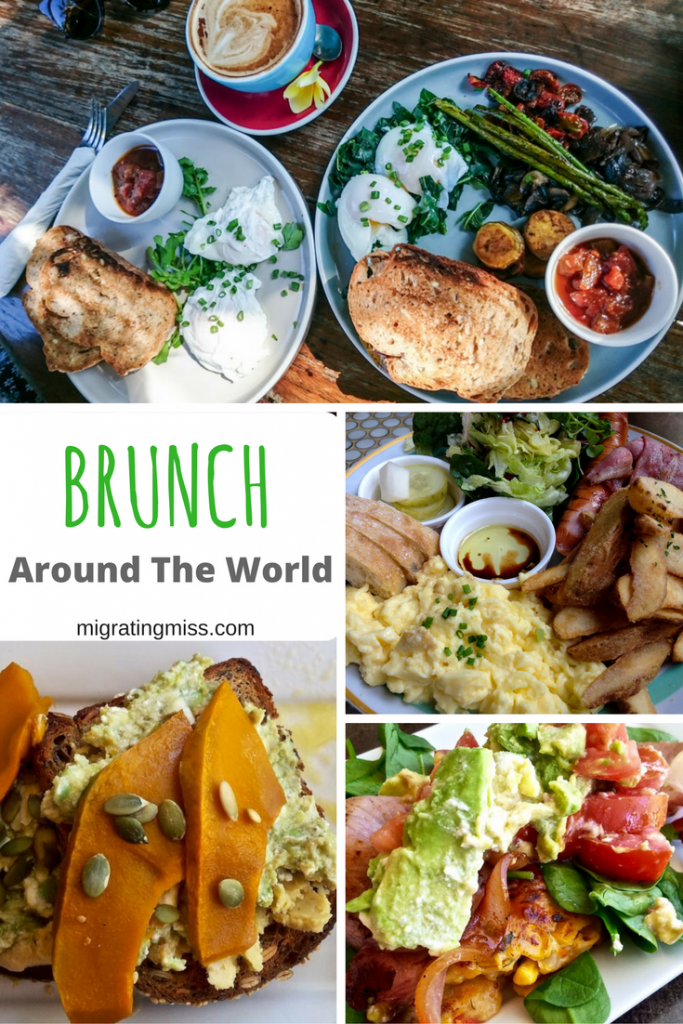 Brunch Around the World