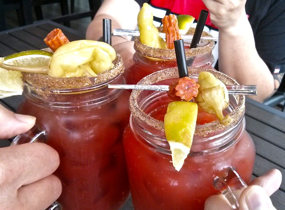 Brunch Around the World Canada Ceasar