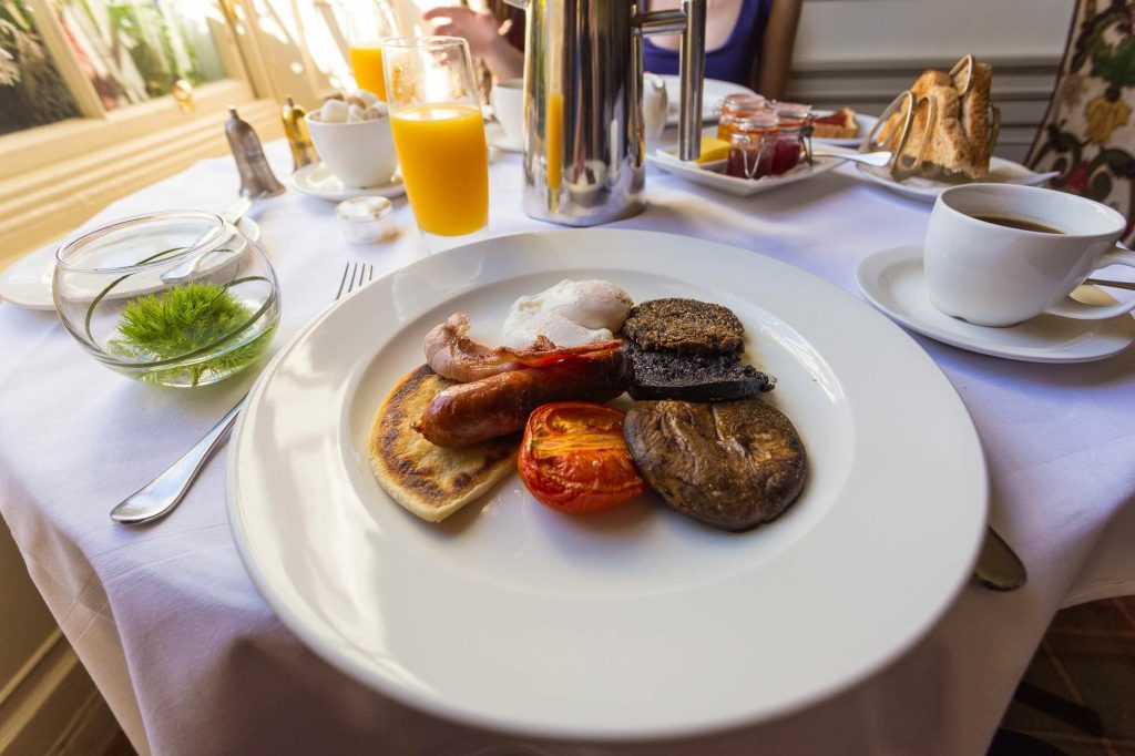 Brunch Around the World Scotland