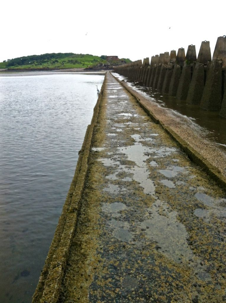 Cramond Island - Hidden Gems and Secret Spots