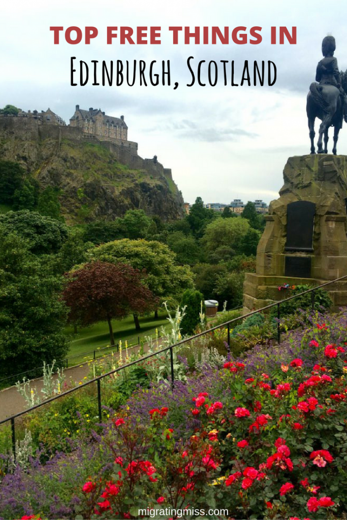 Ultimate Guide to Free Things to Do and Attractions in Edinburgh, Scotland