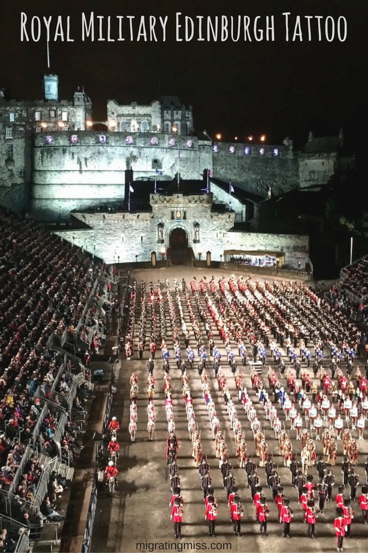 An Unforgettable Experience The Royal Edinburgh Military