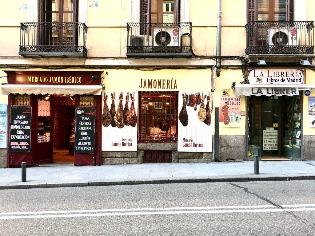 Visiting Madrid Spain in Autumn