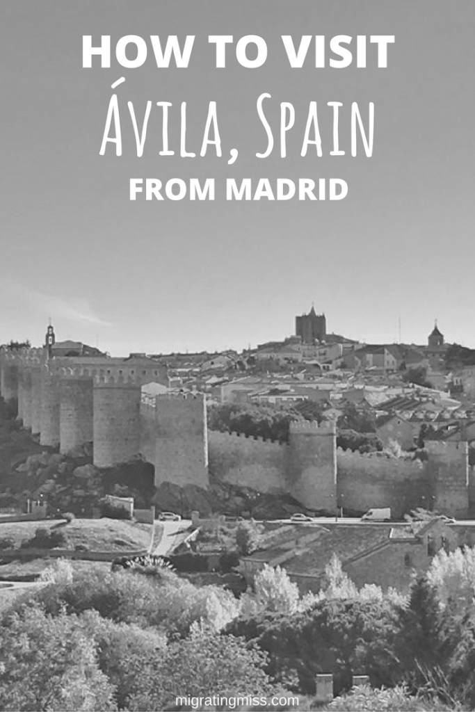 Day Trip From Madrid Spain