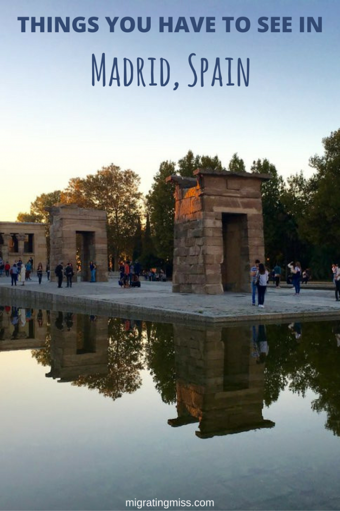 Top Things to Do in Madrid, Spain