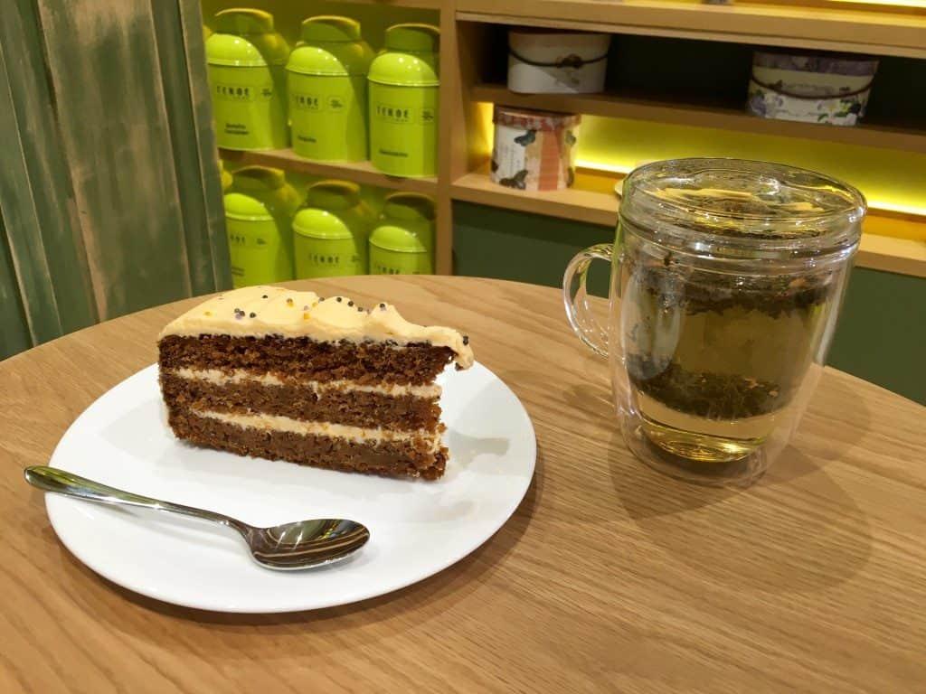 Tekoe Cafes in Madrid Spain