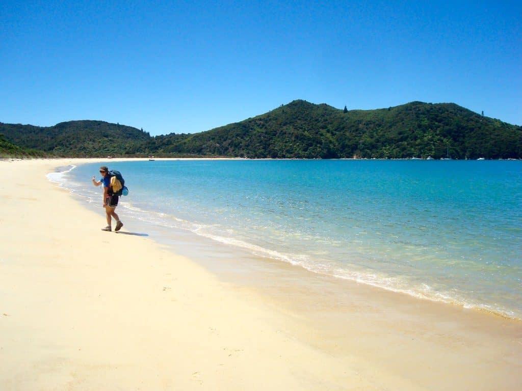 New Zealand South Island Itinerary - Abel Tasman