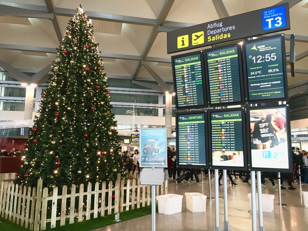 Spending Christmas Abroad Travelling Alone Expat