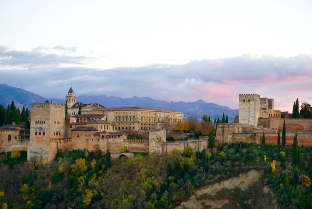 The Enchantment of Visiting the Alhambra in Granada, Spain ...