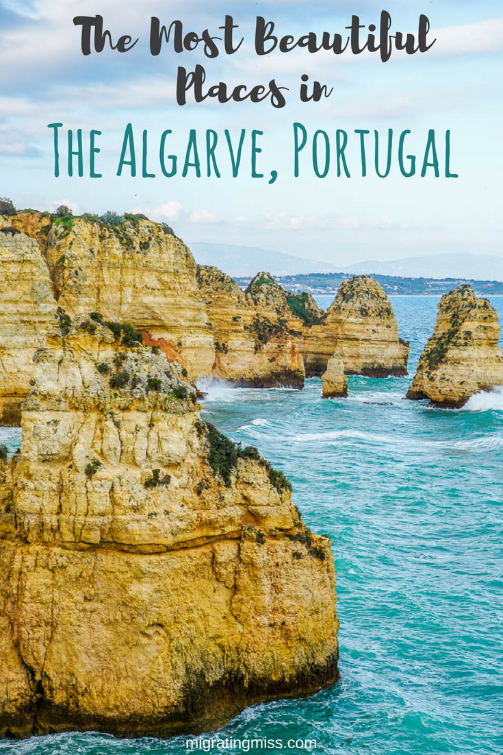 a road trip on the algarve coast portugal migrating miss