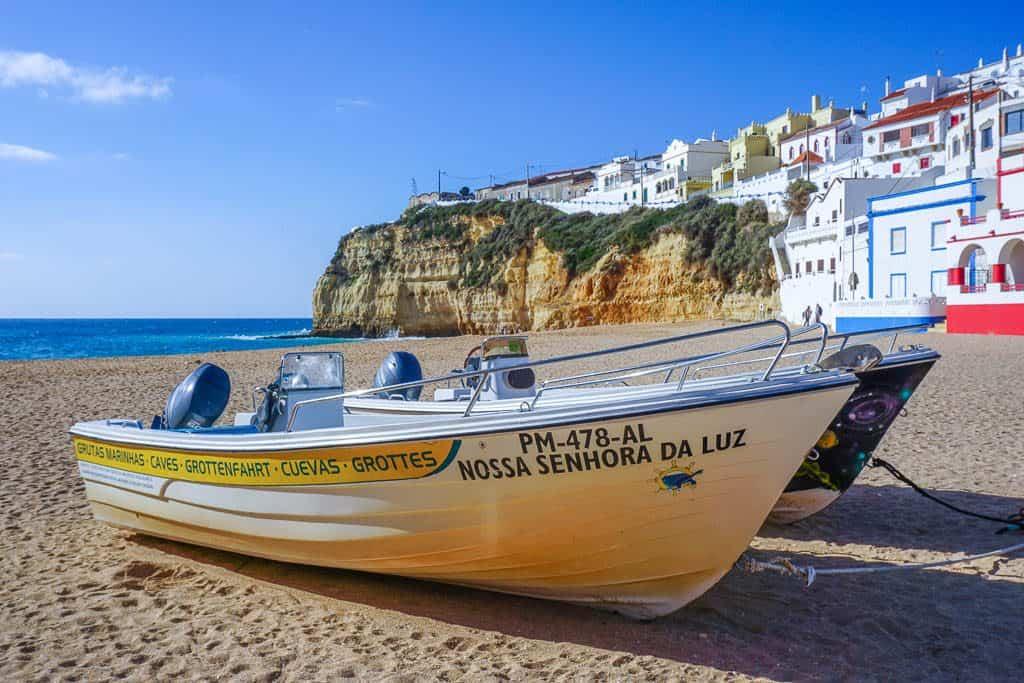 Algarve Portugal Carvoeiro