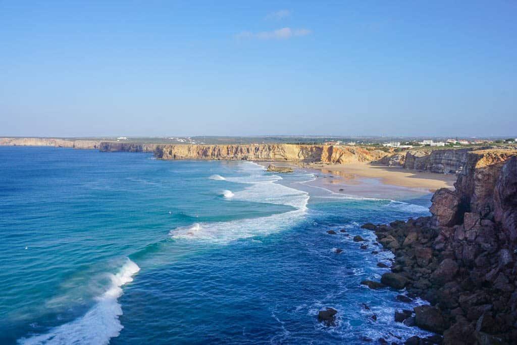 Lagos Algarve Portugal Sagres