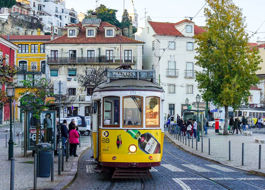 Visiting Lisbon in winter