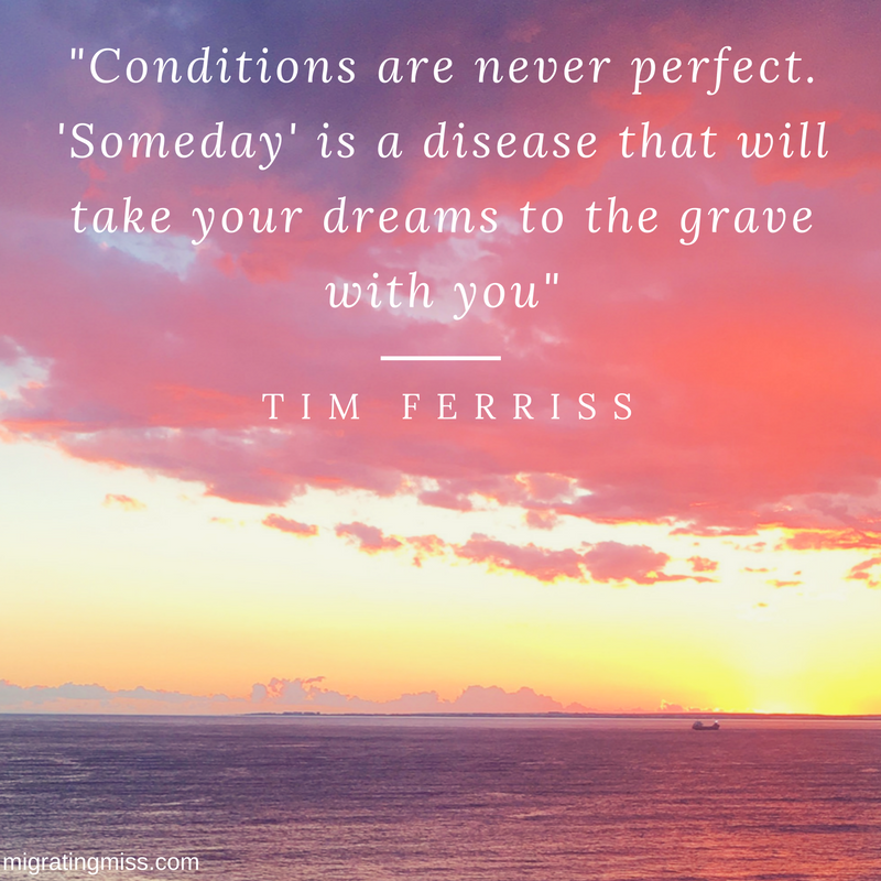 Tim Ferriss Quote