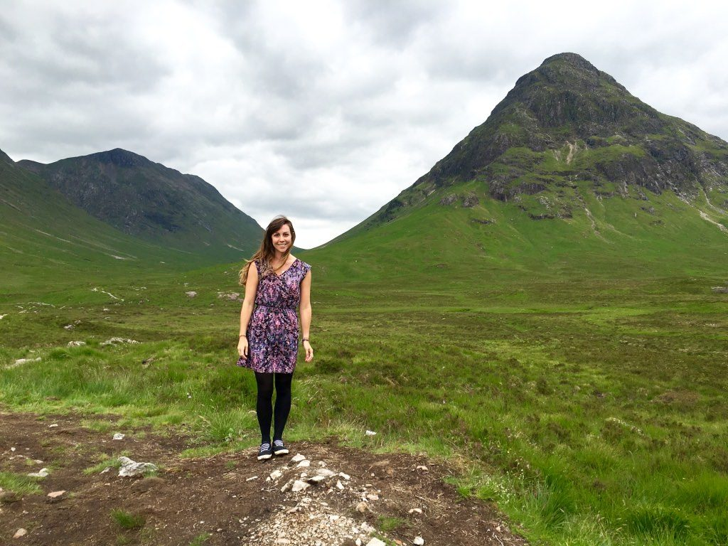 Moving to Scotland Glen Coe