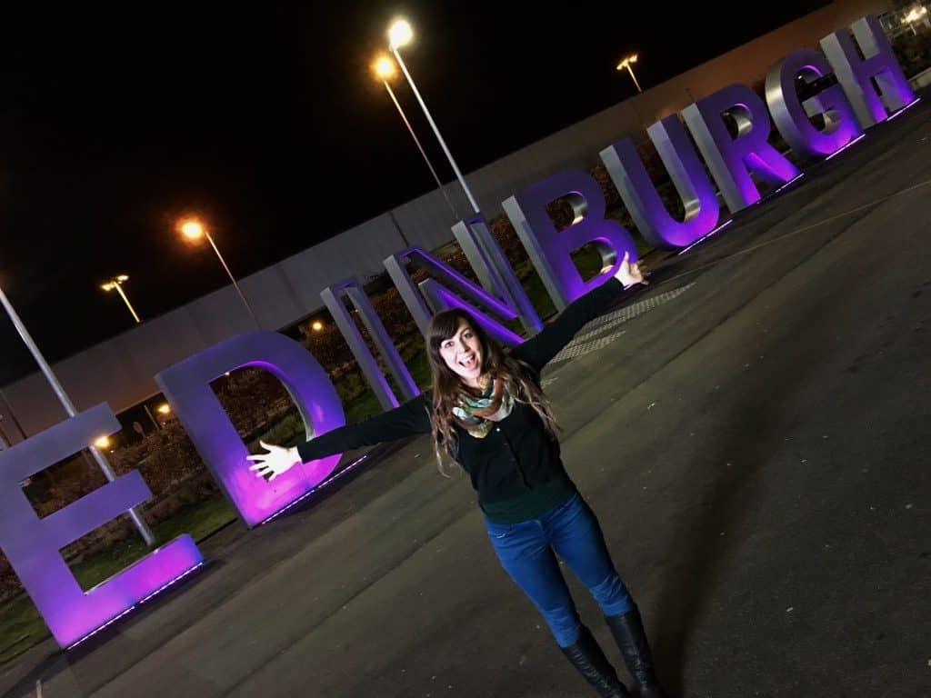 Moving to Edinburgh Migrating Miss Travel Blog