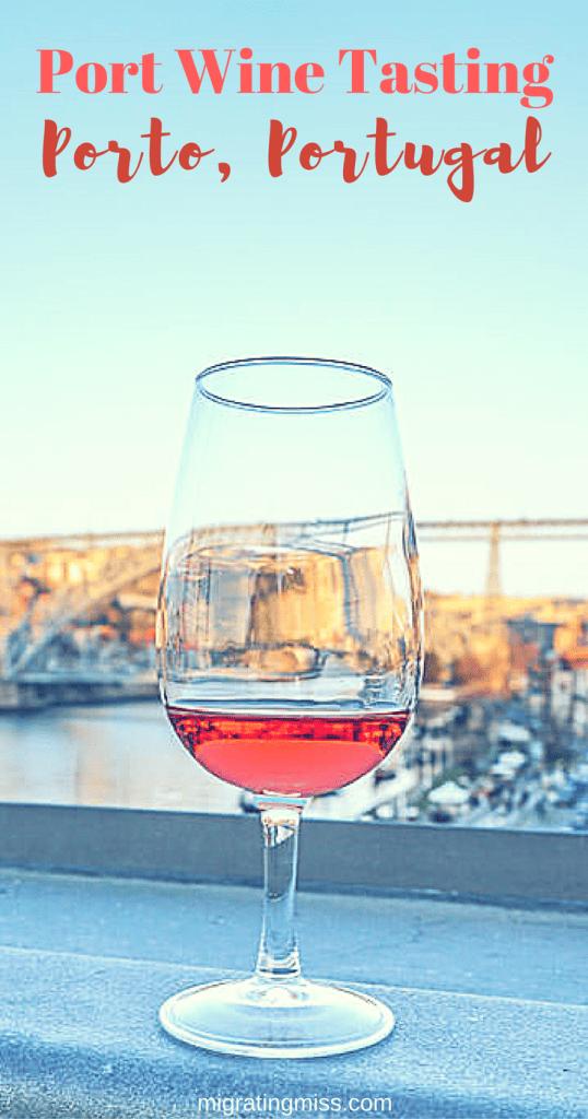 Port Wine Tasting, Porto, Portugal