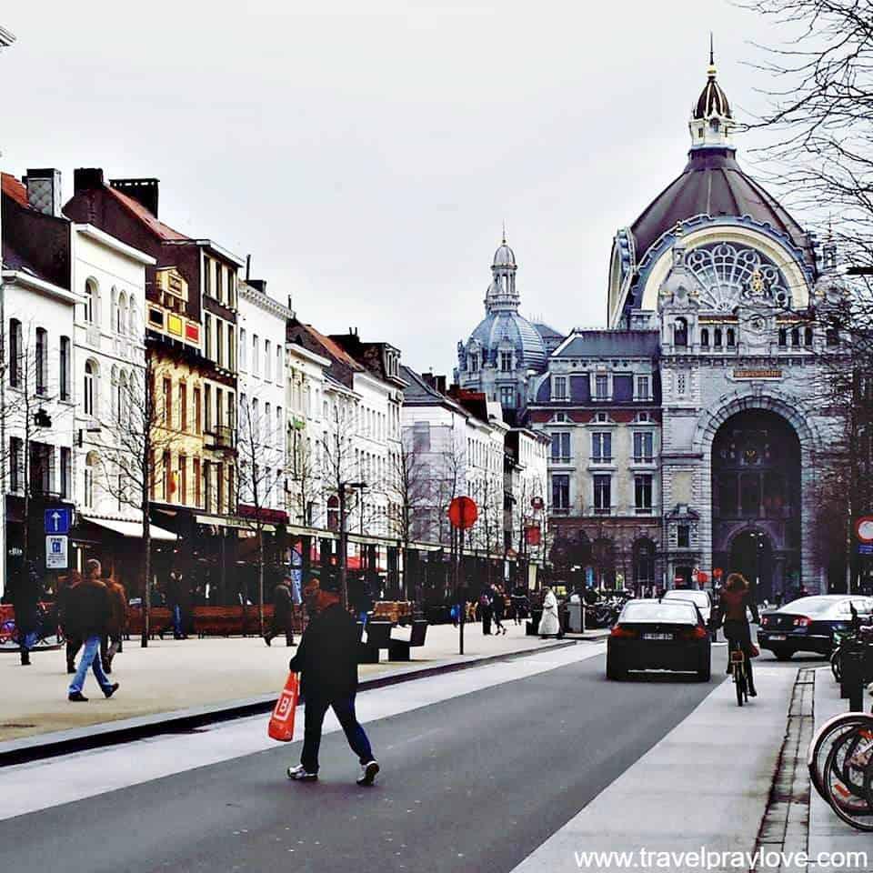 Antwerp Top Things to Do in Belgium