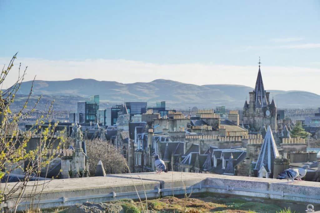 Edinburgh Pentland Hills Scotland Migrating Miss Travel Blog