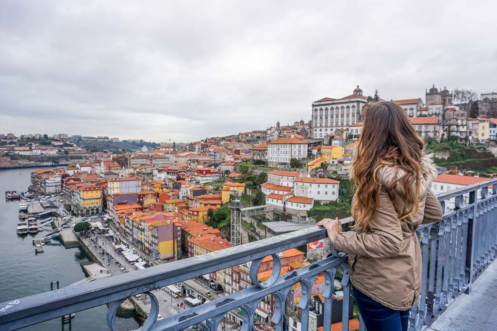 Best Places to Travel Solo - Porto Portugal