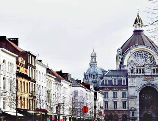 Top Sites in Belgium