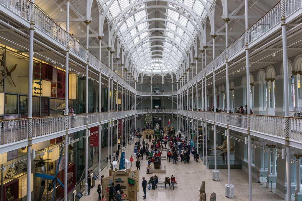 Edinburgh International Science Festival Scotland