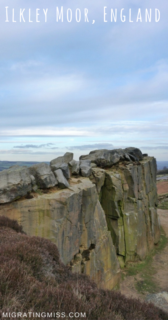 Visit the English Countryside Ilkley, Yorkshire, United Kingdom
