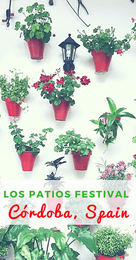 Los Patios Festival Cordoba Spain
