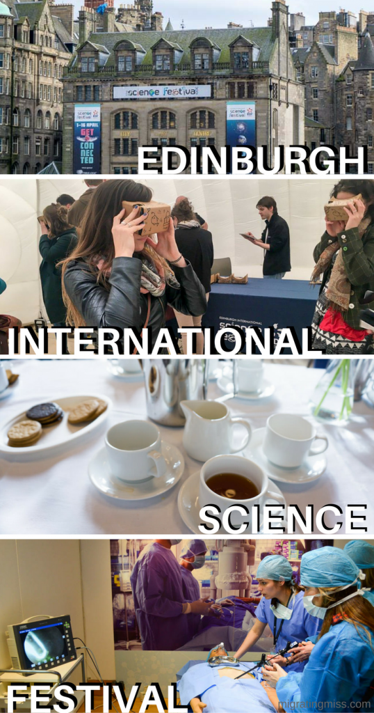 Edinburgh International Science Festival Scotland