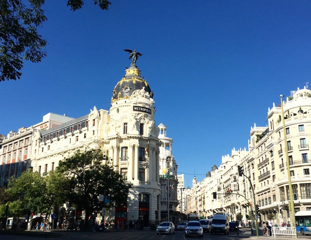 How to Get Around Madrid