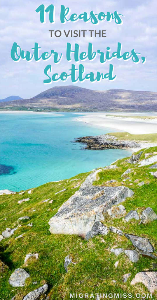 Reasons to Visit the Isles of Lewis and Harris Scotland