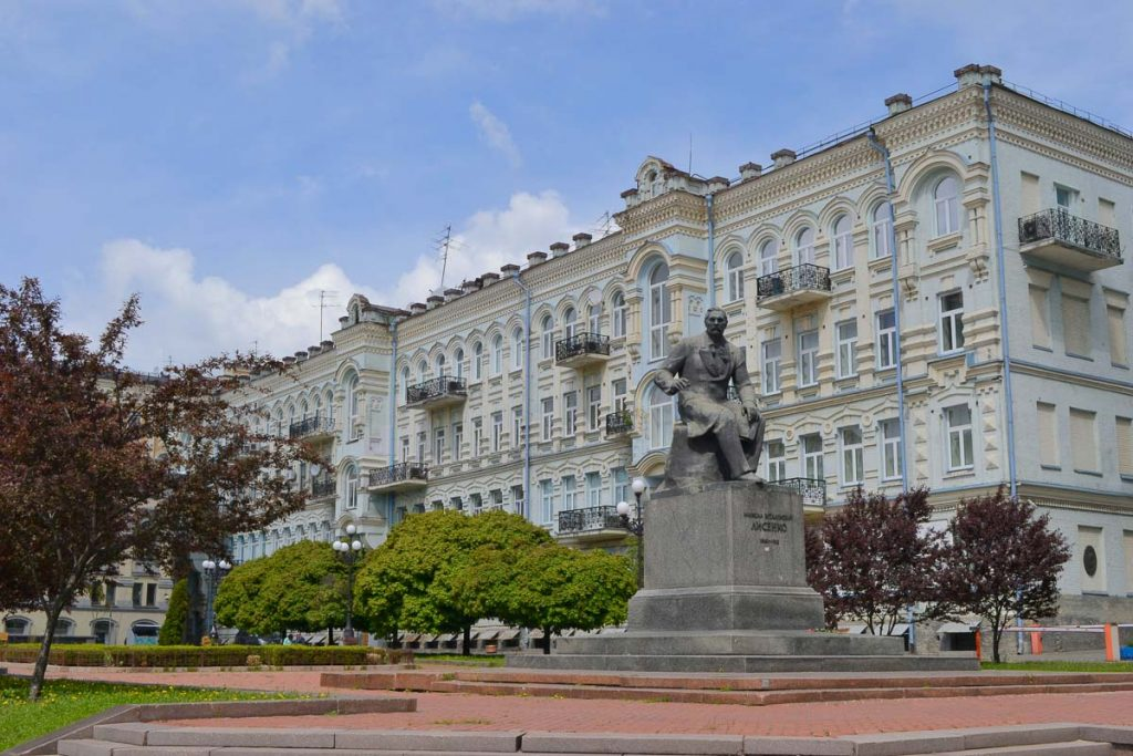 Expat Interview - Moving to Kyiv and the cost of living in Ukraine
